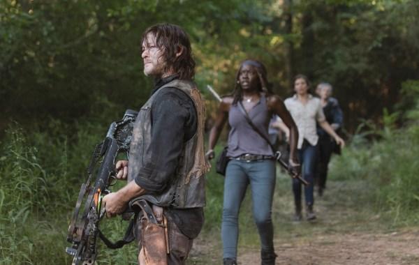 AMC Officially Renews 'The Walking Dead' For Season 10 29