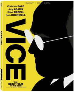Adam McKay's 'Vice'; Arrives On Digital March 12 & On Blu-ray & DVD April 2, 2019 From Fox Home Ent. 1