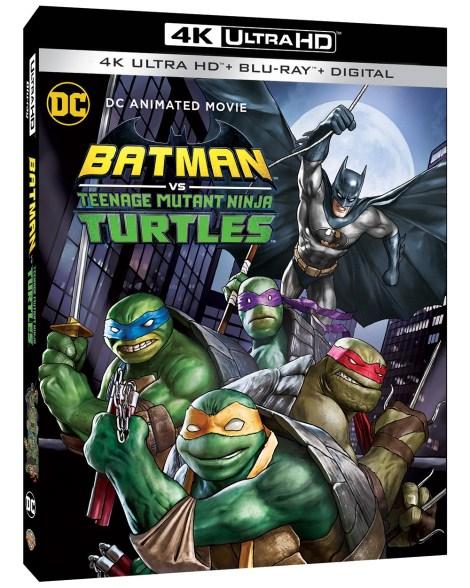 Trailer, Artwork & Release Info For 'Batman Vs. Teenage Mutant Ninja Turtles'; Arrives On Digital May 14 & On 4K Ultra HD, Blu-ray & DVD June 4, 2019 From Nickelodeon, DC & Warner Bros 2