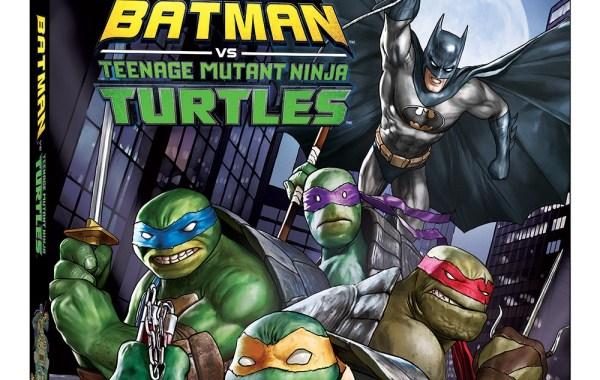 Trailer, Artwork & Release Info For 'Batman Vs. Teenage Mutant Ninja Turtles'; Arrives On Digital May 14 & On 4K Ultra HD, Blu-ray & DVD June 4, 2019 From Nickelodeon, DC & Warner Bros 8