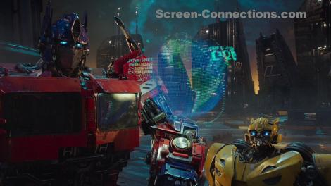 [Blu-Ray Review] 'Bumblebee': Available On 4K Ultra HD, Blu-ray & DVD April 2, 2019 From Paramount 2