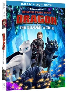 =New Digital Release Date= 'How To Train Your Dragon: The Hidden World'; Arrives On Digital April 30 & On 4K Ultra HD, Blu-ray & DVD May 21, 2019 From Dreamworks & Universal 1