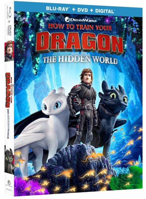 =New Digital Release Date= 'How To Train Your Dragon: The Hidden World'; Arrives On Digital April 30 & On 4K Ultra HD, Blu-ray & DVD May 21, 2019 From Dreamworks & Universal 8