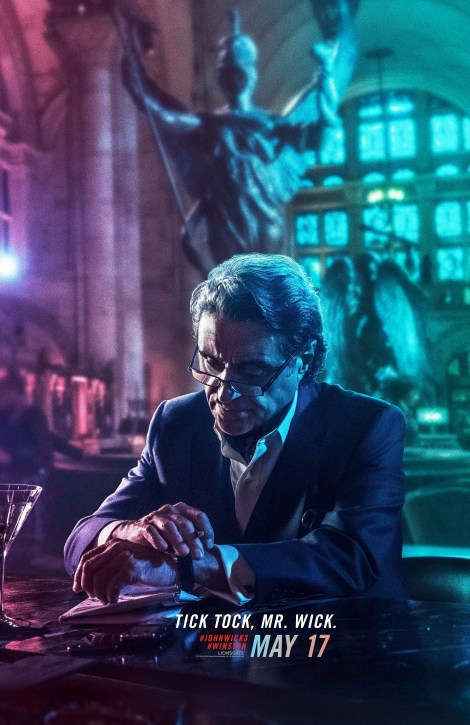 Check Out 10 New Character Posters For 'John Wick: Chapter 3 - Parabellum' 3