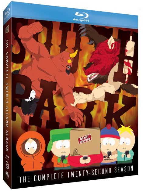 'South Park: The Complete Twenty-Second Season'; Arrives On Blu-ray & DVD May 28, 2019 From Comedy Central & Paramount 3