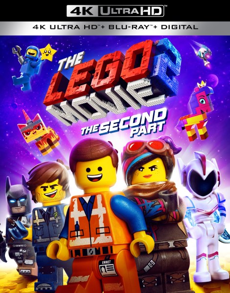 'The Lego Movie 2: The Second Part'; Arrives On Digital April 16 & On 4K Ultra HD, Blu-ray & DVD May 7, 2019 From Warner Bros 5