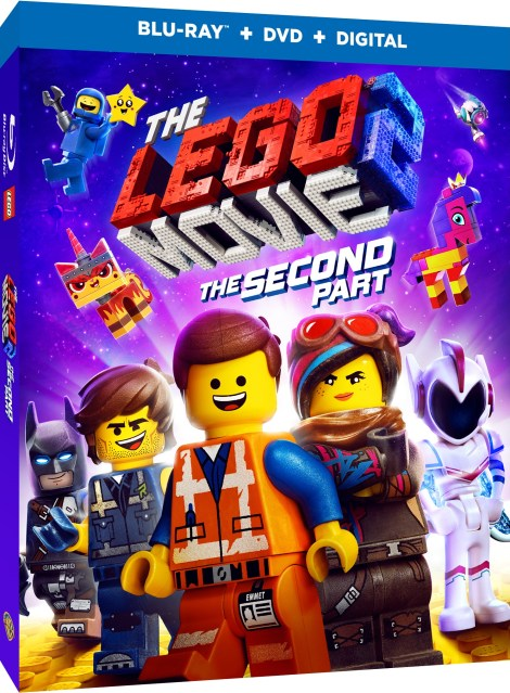 'The Lego Movie 2: The Second Part'; Arrives On Digital April 16 & On 4K Ultra HD, Blu-ray & DVD May 7, 2019 From Warner Bros 6