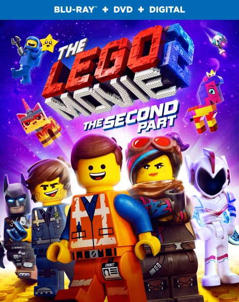 'The Lego Movie 2: The Second Part'; Arrives On Digital April 16 & On 4K Ultra HD, Blu-ray & DVD May 7, 2019 From Warner Bros 16