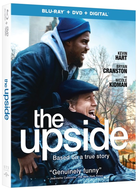 'The Upside'; Arrives On Digital May 14 & On Blu-ray & DVD May 21, 2019 From Universal 5