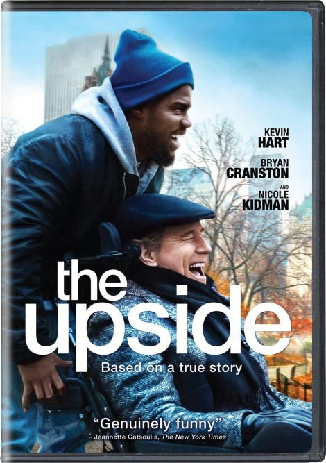 'The Upside'; Arrives On Digital May 14 & On Blu-ray & DVD May 21, 2019 From Universal 7