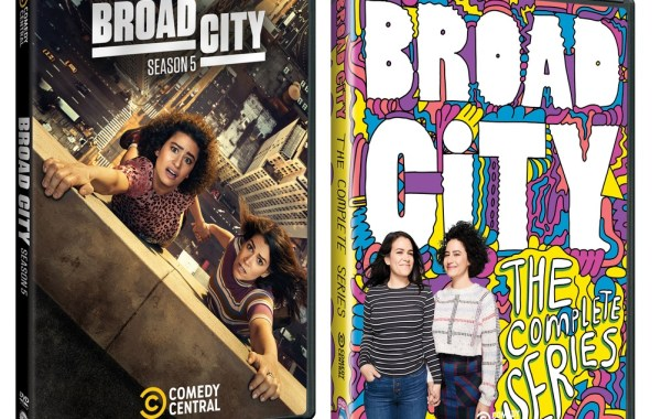 'Broad City: Season 5' & 'Broad City: The Complete Series'; Both Arrive On DVD July 9, 2019 From Paramount 11