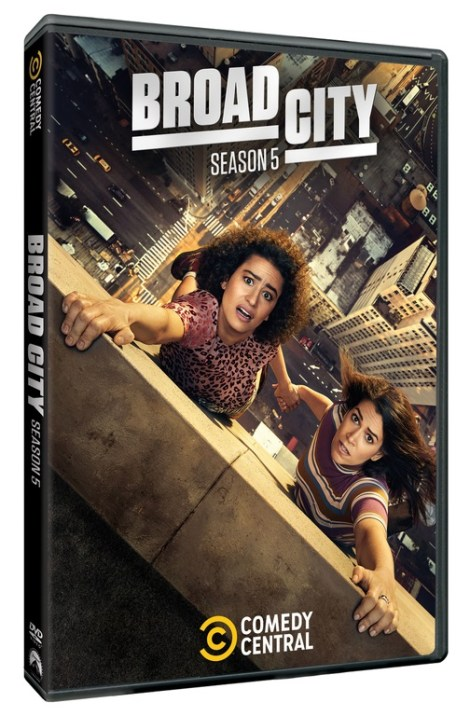 'Broad City: Season 5' & 'Broad City: The Complete Series'; Both Arrive On DVD July 9, 2019 From Paramount 3