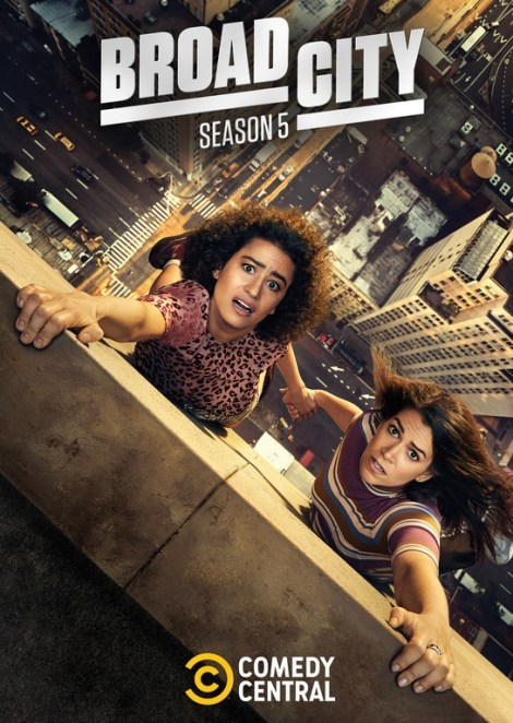 'Broad City: Season 5' & 'Broad City: The Complete Series'; Both Arrive On DVD July 9, 2019 From Paramount 4