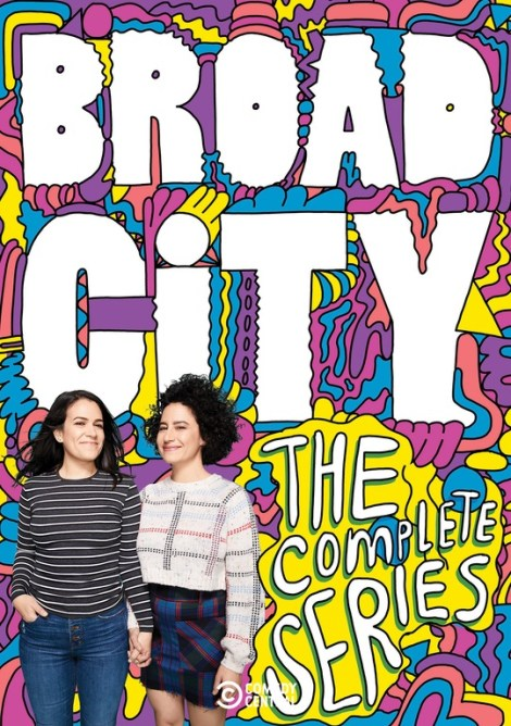 'Broad City: Season 5' & 'Broad City: The Complete Series'; Both Arrive On DVD July 9, 2019 From Paramount 6