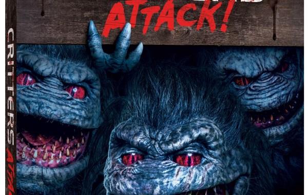 Artwork, Trailer & Release Details for 'Critters Attack!'; Arrives On Blu-ray, DVD & Digital July 23, 2019 From Warner Bros 9