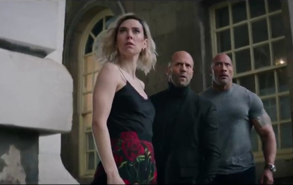 The New Trailer For 'Fast & Furious Presents: Hobbs & Shaw' Has Arrived! 12