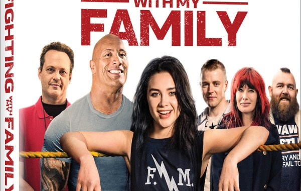 'Fighting With My Family'; Arrives On Digital April 30 & On Blu-ray & DVD May 14, 2019 From MGM & Universal 5