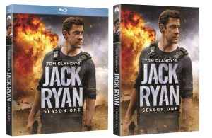 Tom Clancy's 'Jack Ryan: Season One'; Arrives On Blu-ray & DVD June 4, 2019 From Paramount 1