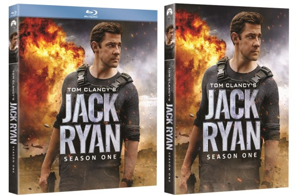 Tom Clancy's 'Jack Ryan: Season One'; Arrives On Blu-ray & DVD June 4, 2019 From Paramount 23