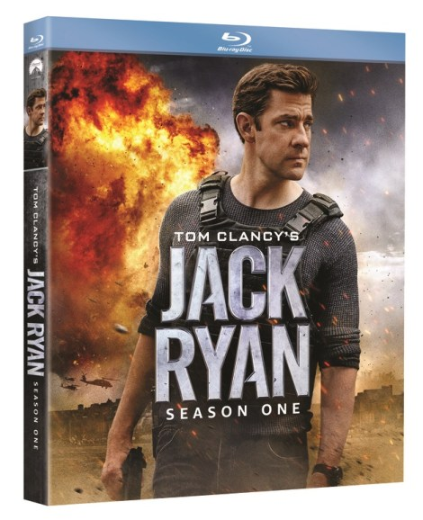 Tom Clancy's 'Jack Ryan: Season One'; Arrives On Blu-ray & DVD June 4, 2019 From Paramount 8