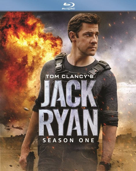 Tom Clancy's 'Jack Ryan: Season One'; Arrives On Blu-ray & DVD June 4, 2019 From Paramount 9