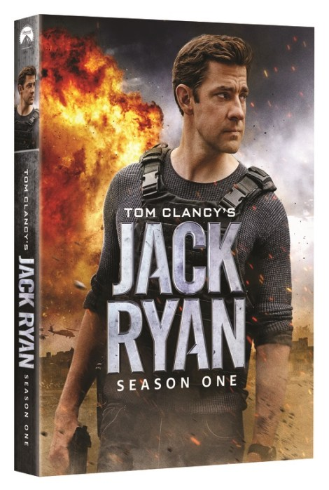 Tom Clancy's 'Jack Ryan: Season One'; Arrives On Blu-ray & DVD June 4, 2019 From Paramount 10