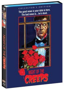 =New Release Date= Full Details Revealed For 'Night Of The Creeps: Collector's Edition'; Arrives On Blu-ray June 25, 2019 From Scream Factory 1
