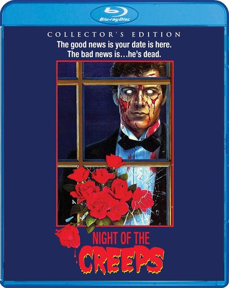 =New Release Date= Full Details Revealed For 'Night Of The Creeps: Collector's Edition'; Arrives On Blu-ray June 25, 2019 From Scream Factory 4