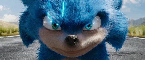 The First Trailer & Poster For The 'Sonic The Hedgehog' Movie Have Arrived! 1