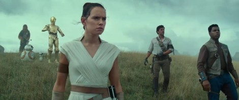 The First Trailer For 'Star Wars: The Rise Of Skywalker' Arrives In Our Galaxy 1