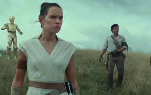 The First Trailer For 'Star Wars: The Rise Of Skywalker' Arrives In Our Galaxy 21