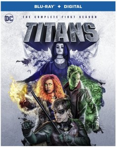 [Blu-Ray Review] 'Titans: The Complete First Season': Now Available On Blu-ray, DVD & Digital From DC & Warner Bros 1