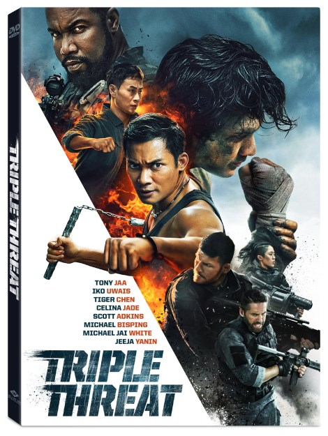 'Triple Threat'; The Action-Packed Film Arrives On Blu-ray & DVD May 14, 2019 From Well Go USA 4