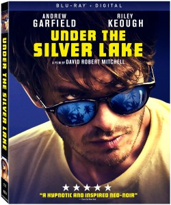 'Under The Silver Lake'; The New Film From David Robert Mitchell Arrives On Blu-ray & DVD June 18, 2019 From Lionsgate 1