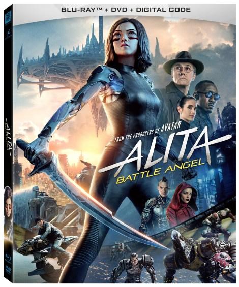 'Alita: Battle Angel'; Arrives On Digital July 9 & On 4K Ultra HD + Blu-ray 3D, Blu-ray & DVD July 23, 2019 From Fox 3