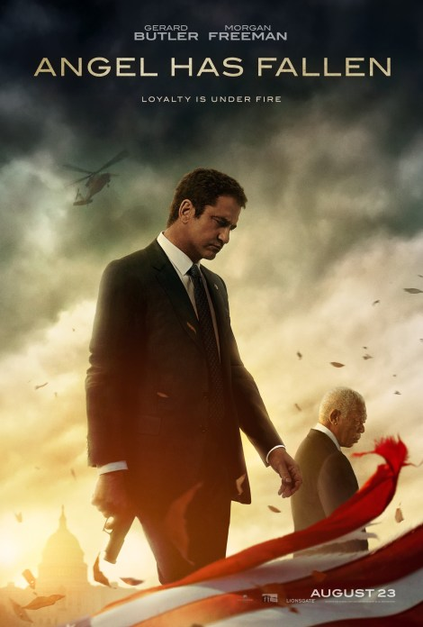 Gerard Butler Is Back In Action In The First Trailer For 'Angel Has Fallen' 2