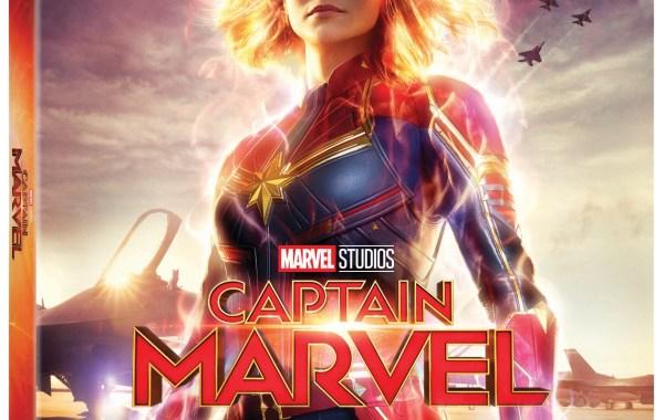 'Captain Marvel'; Arrives On Digital May 28 & On 4K Ultra HD, Blu-ray & DVD June 11, 2019 From Marvel Studios 21