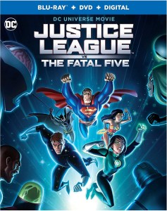 [Blu-Ray Review] 'Justice League Vs. The Fatal Five': Now Available On 4K Ultra HD, Blu-ray, DVD & Digital From DC & Warner Bros 1
