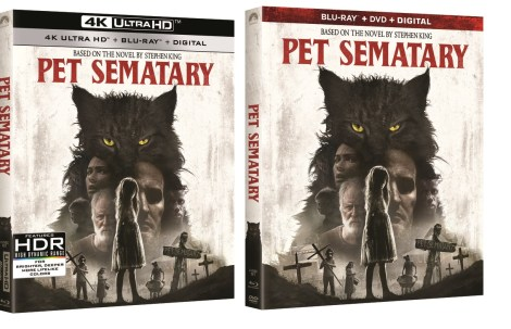 'Pet Sematary'; The New Adaption of Stephen King's Novel Arrives On Digital June 25 & On 4K Ultra HD, Blu-ray & DVD July 9, 2019 From Paramount 1