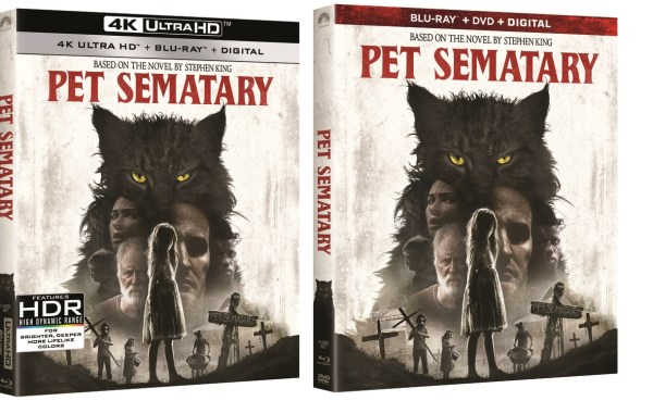 'Pet Sematary'; The New Adaption of Stephen King's Novel Arrives On Digital June 25 & On 4K Ultra HD, Blu-ray & DVD July 9, 2019 From Paramount 13