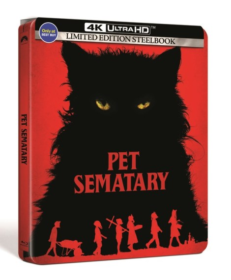 'Pet Sematary'; The New Adaption of Stephen King's Novel Arrives On Digital June 25 & On 4K Ultra HD, Blu-ray & DVD July 9, 2019 From Paramount 4