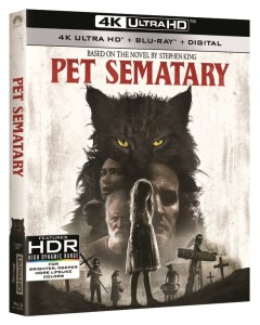 [GIVEAWAY] Win 'Pet Sematary' On 4K Ultra HD: Available On 4K Ultra HD, Blu-ray & DVD July 9, 2019 From Paramount 1