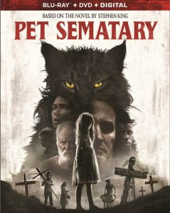 [Blu-Ray Review] 'Pet Sematary': Available On 4K Ultra HD, Blu-ray & DVD July 9, 2019 From Paramount 1