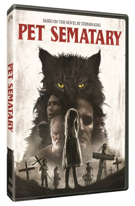 'Pet Sematary'; The New Adaption of Stephen King's Novel Arrives On Digital June 25 & On 4K Ultra HD, Blu-ray & DVD July 9, 2019 From Paramount 7