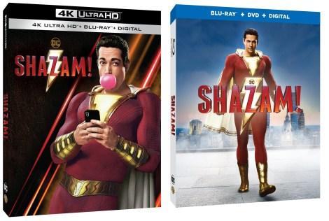 'Shazam!'; Arrives On Digital July 2 & On 4K Ultra HD, Blu-ray & DVD July 16, 2019 From DC & Warner Bros 1