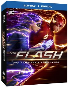 'The Flash: The Complete Fifth Season'; Arrives On Blu-ray & DVD August 27, 2019 From DC & Warner Bros 1