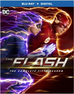 [Blu-Ray Review] The Flash: The Complete Fifth Season: Available On Blu-ray & DVD August 27, 2019 From DC & Warner Bros 1