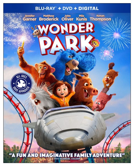 'Wonder Park'; The Animated Adventure Arrives On Digital June 4 & On Blu-ray & DVD June 18, 2019 From Paramount 2