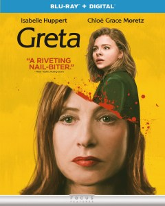 [Blu-Ray Review] 'Greta': Now Available On Blu-ray, DVD & Digital From Universal 1