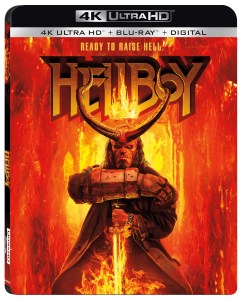 'Hellboy'; The New Film Starring David Harbour Arrives On Digital July 9 & On 4K Ultra HD, Blu-ray & DVD July 23, 2019 From Lionsgate 1